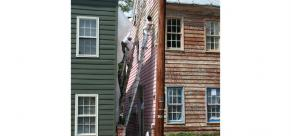 18th Century Shotgun House Exterior Restoration